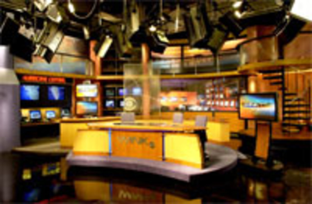 Wanna break into network news shows? This is a great place to start...
