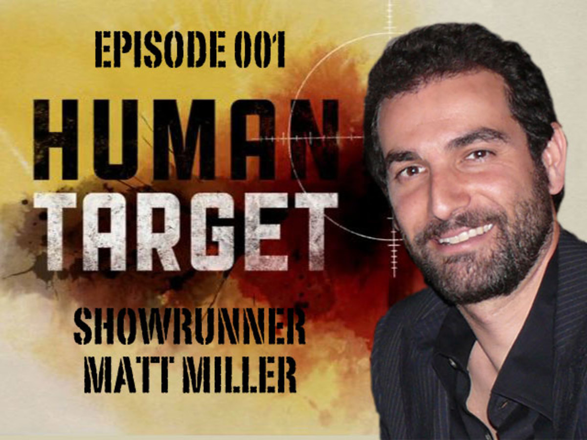 TVWriterPodcast Episode 1 - Matt Miller