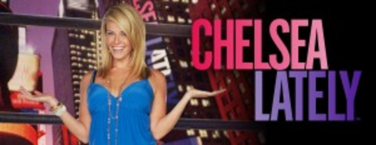 Chelsea Handler E! Lately talk show
