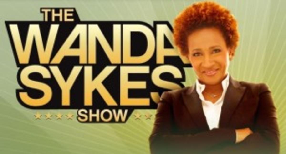 Wanda Sykes Show logo Fox