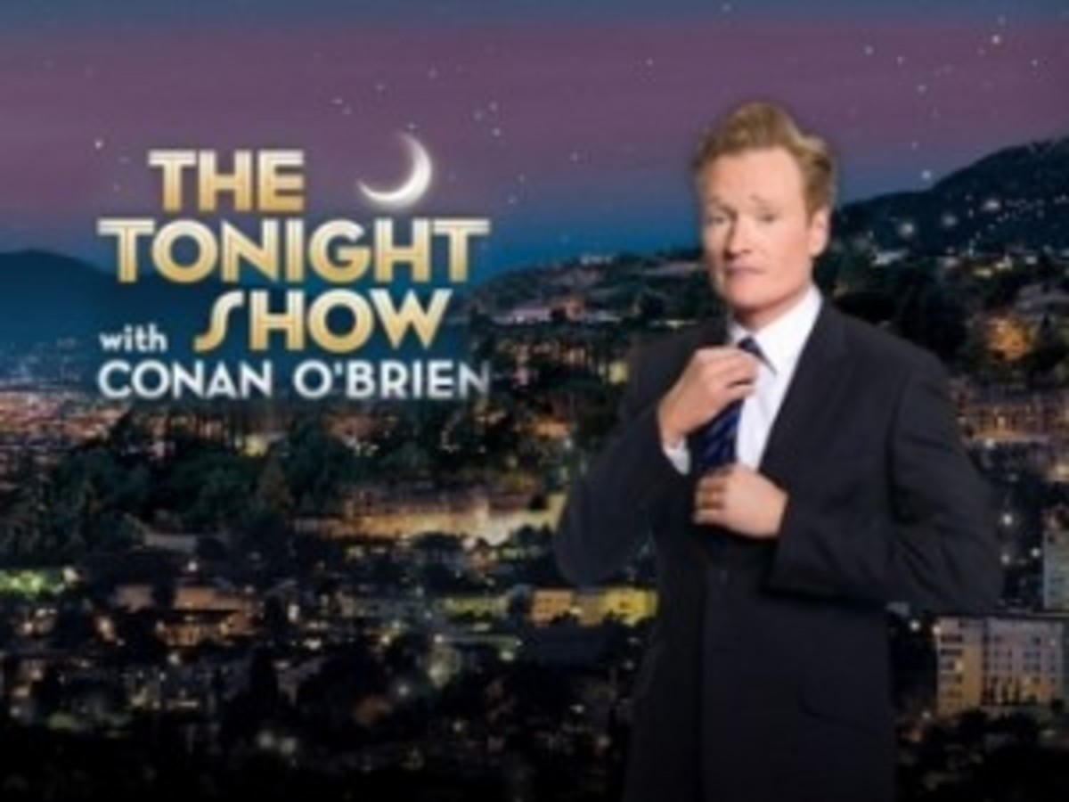 Tonight Show NBC Conan O'Brien logo