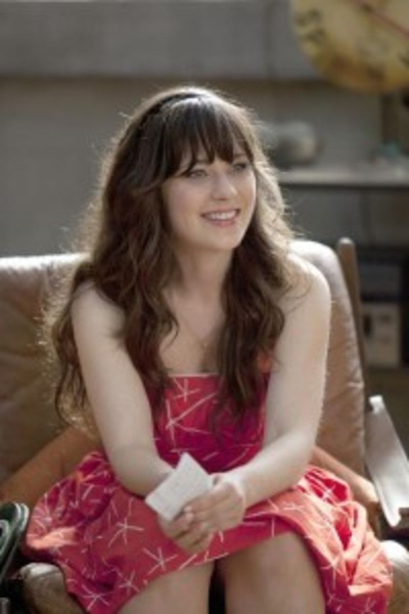 "Zooey Deschanel stars in ""The New Girl,"" a new single-camera comedy on FOX."
