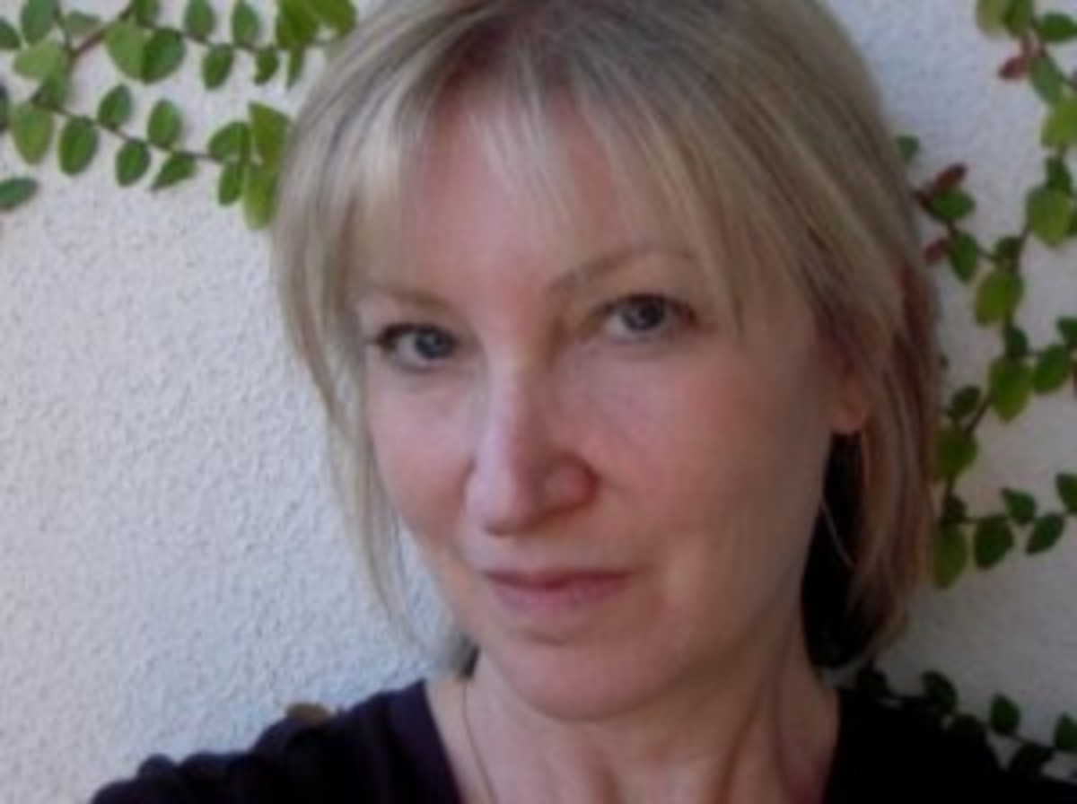 Screenwriter Karen Janszen