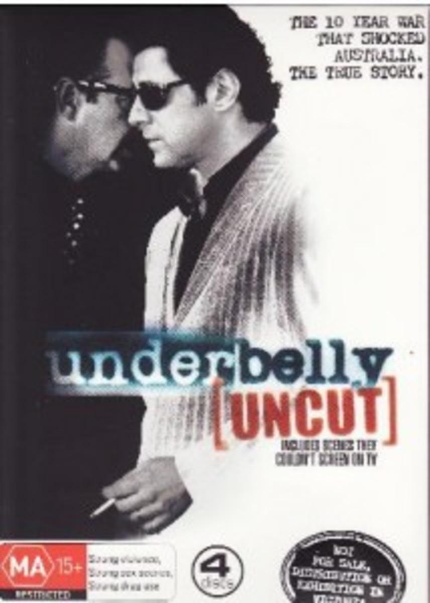 Underbelly Film Victoria TV series
