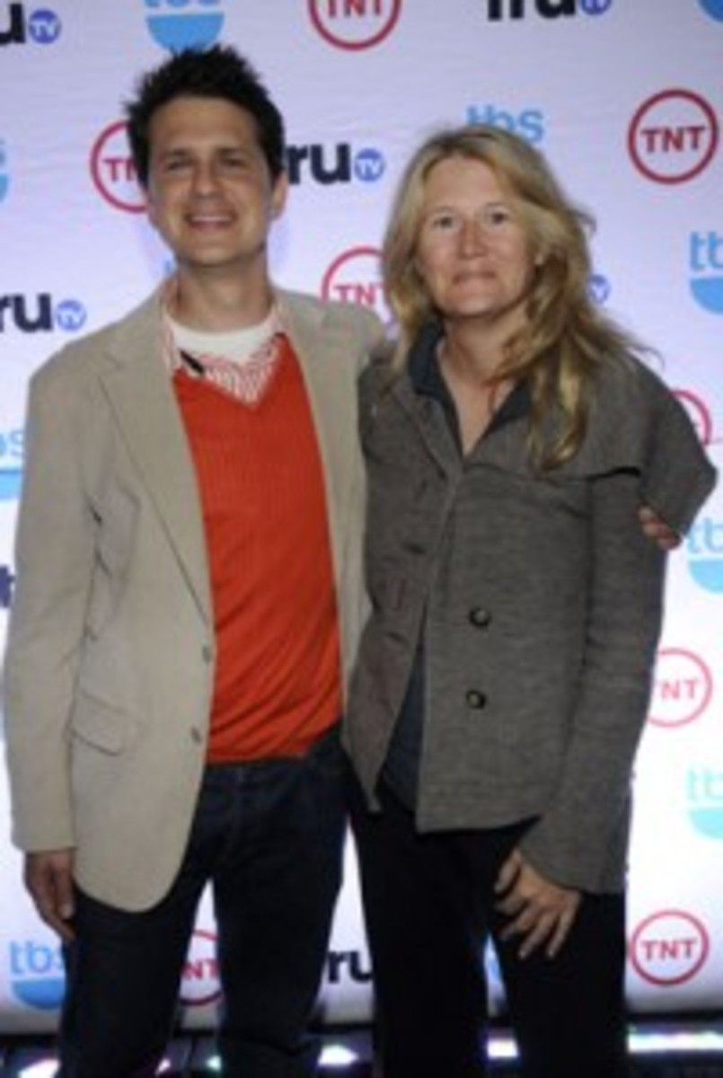 Co-creators John Lehr and Nancy Hower.