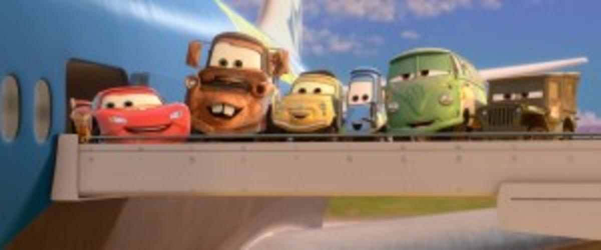 Disney Pixar's Cars 2