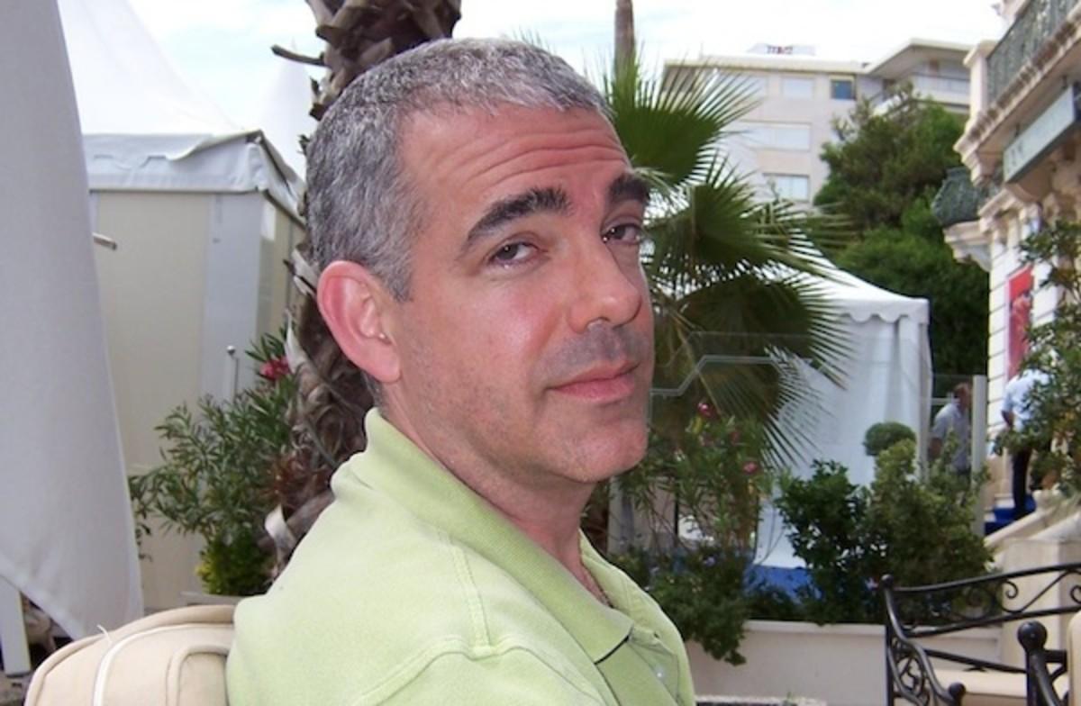 Screenwriter Matthew Gayne