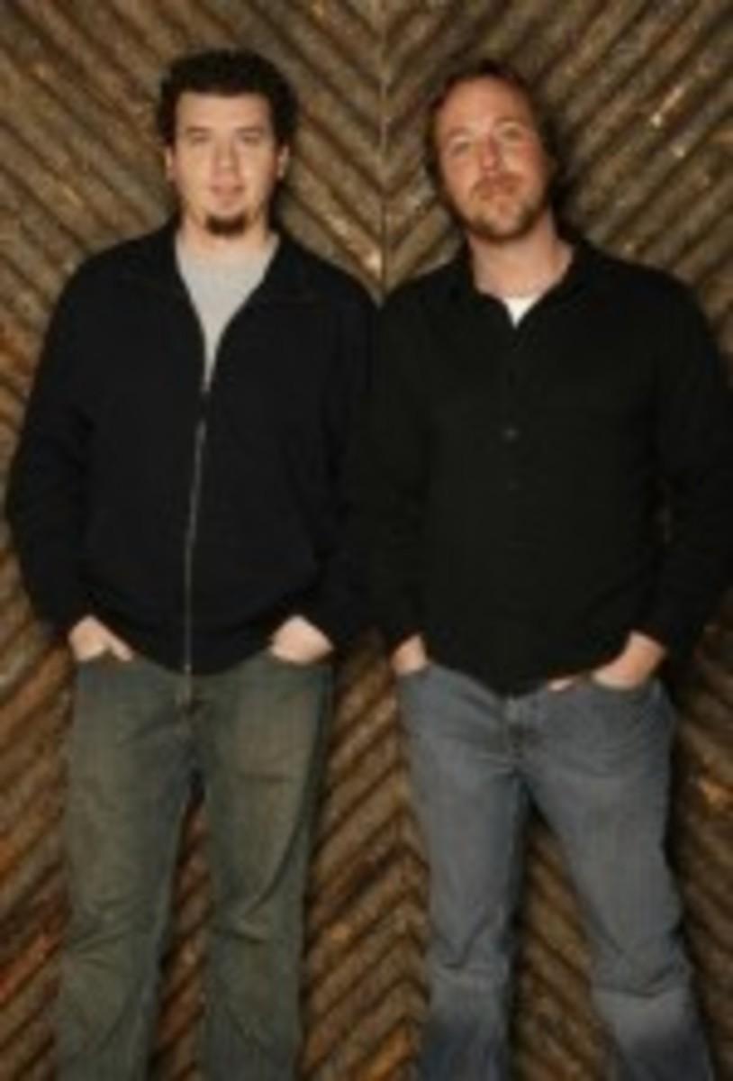 Screenwriters Danny McBride and Ben Best
