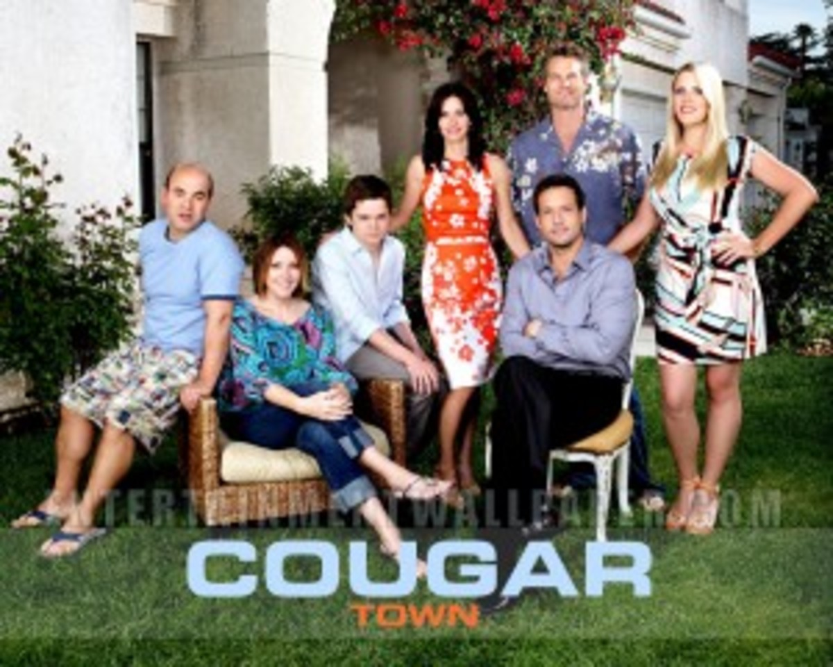 """I've never worked on """"Cougar Town."""" But I'd bet my kid's college fund Bill Lawrence is a great outliner."""