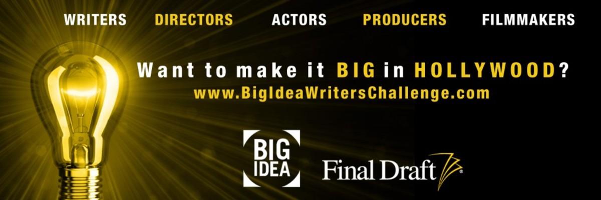 Big Idea Writers Challenge