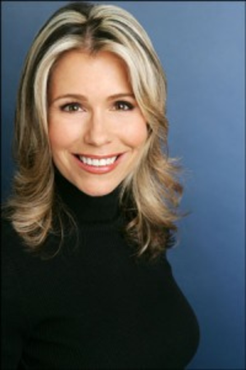 TV consultant and author Jen Grisanti