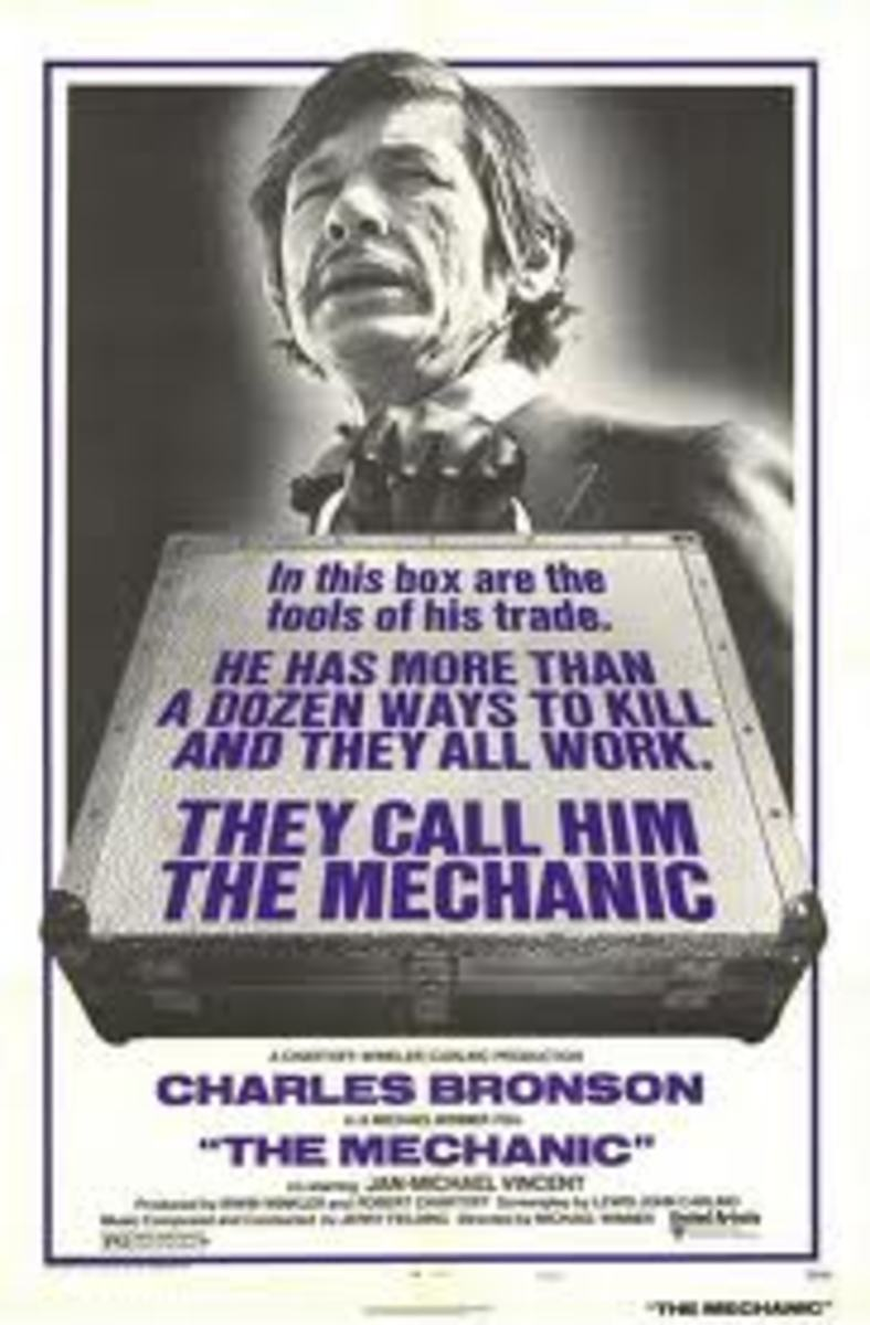 Charles Bronson starred in the original film.