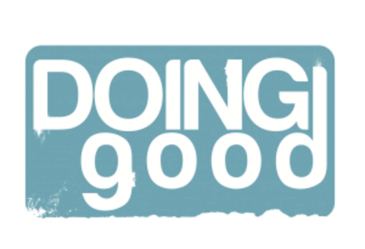 DOING GOOD logo1