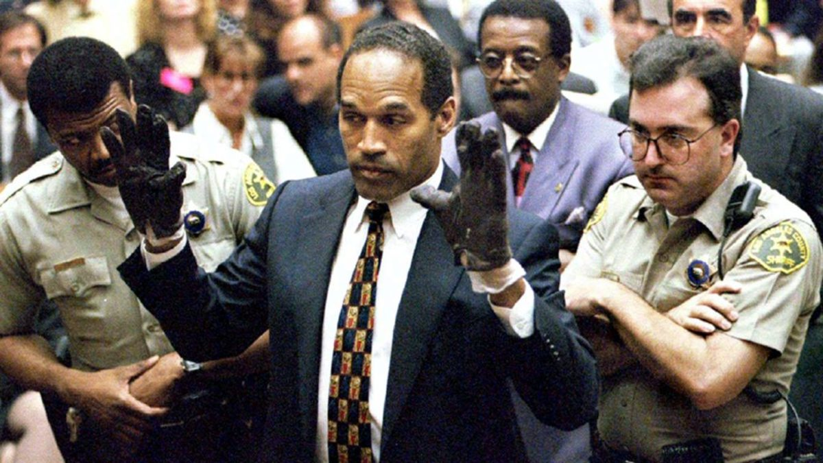 BEHIND THE LINES WITH DR: The Writer v. O.J. Simpson by Doug Richardson #scriptchat #screenwriting