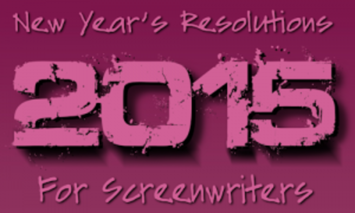 new year's resolutions for screenwriters