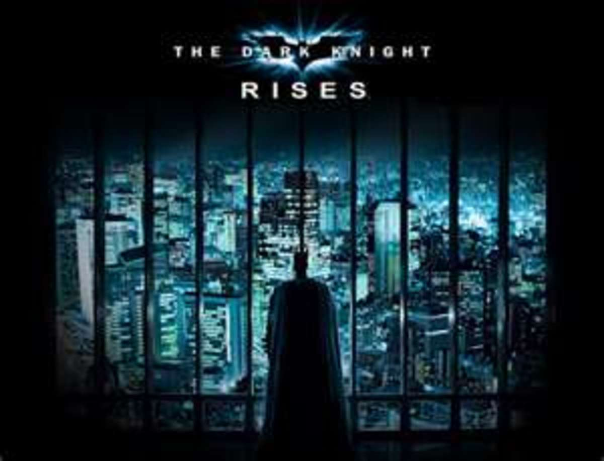 Truby - Dark Knight Rises