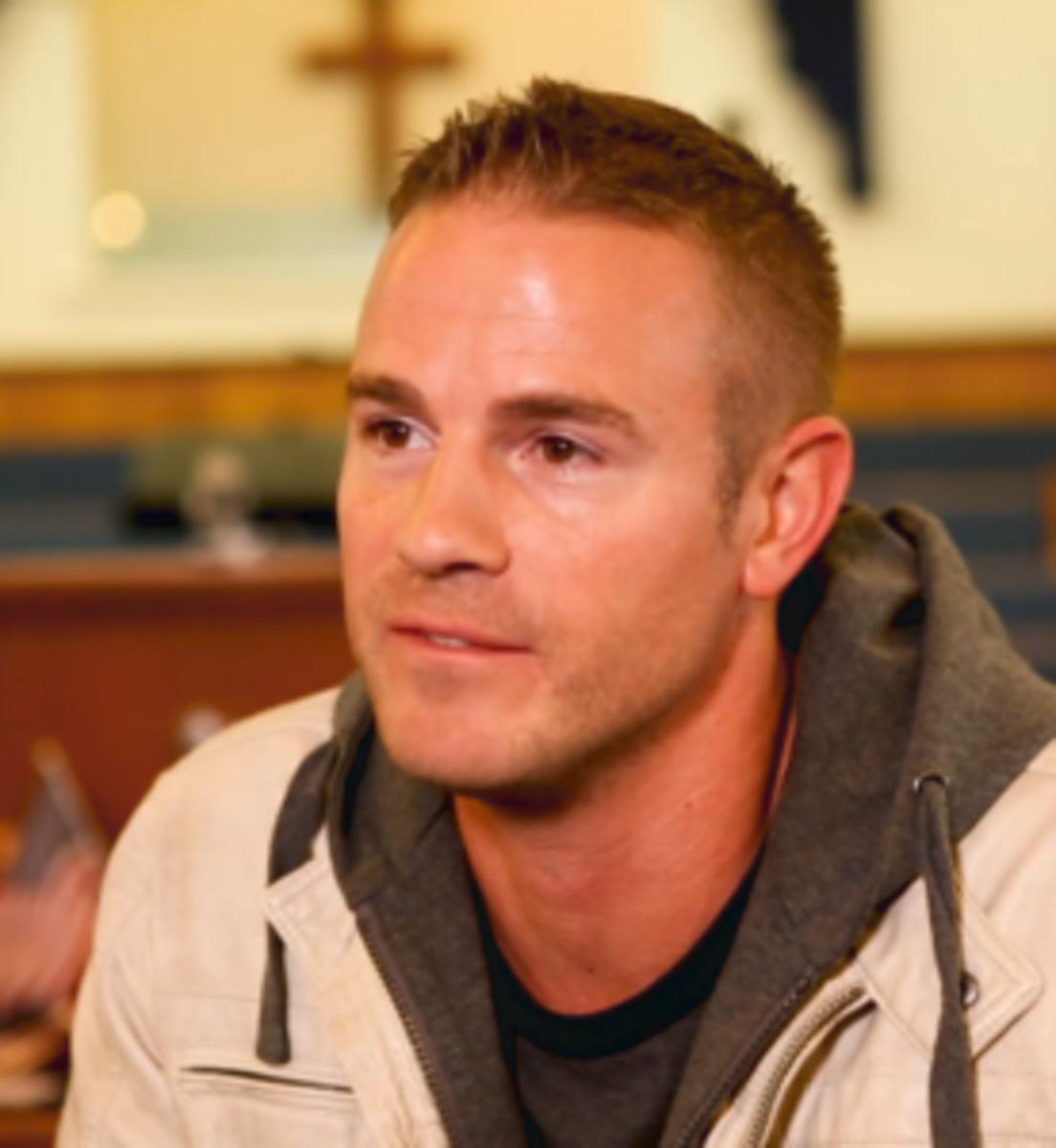 Screenwriter Jake McEntire