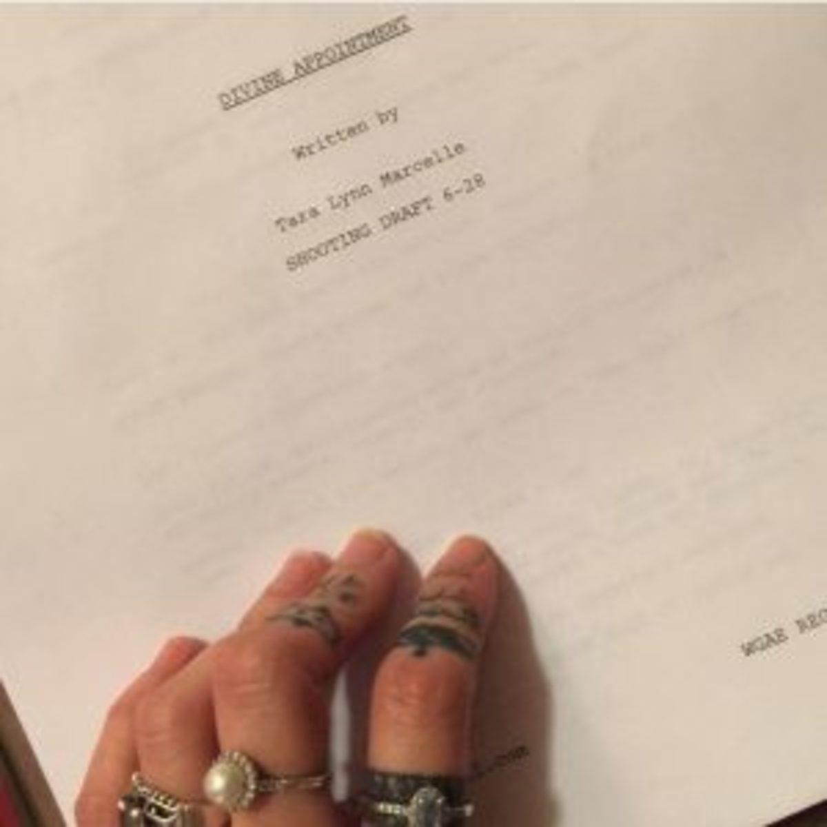 Divine Appointment Film Script