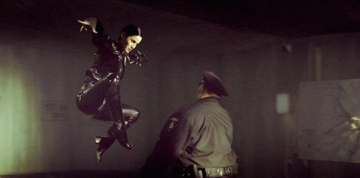 The Matrix. Warner Brothers 1999