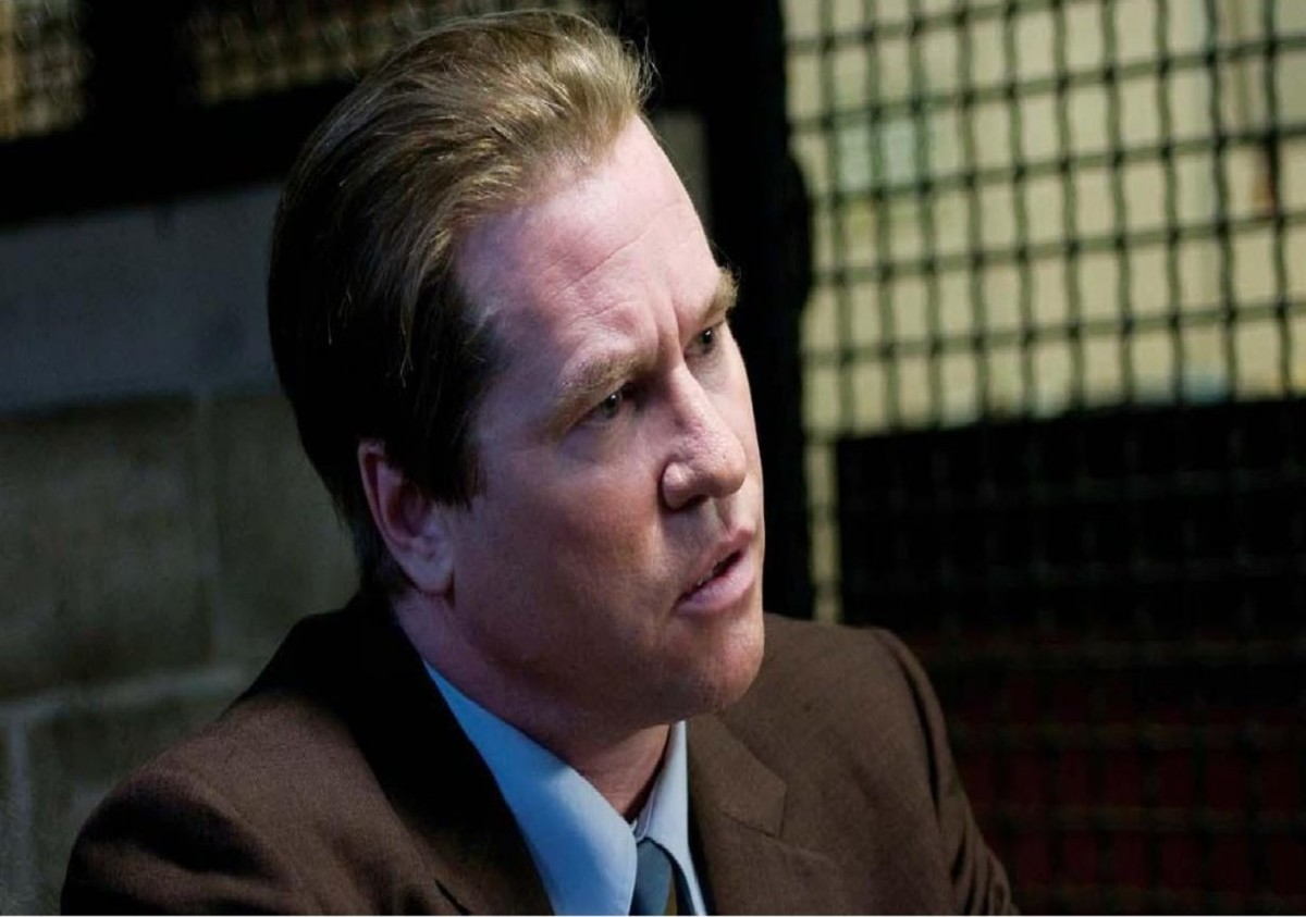 Val Kilmer as Joe Manditski