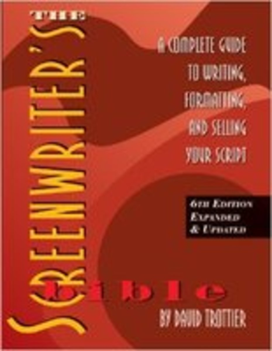 screenwriters bible 2
