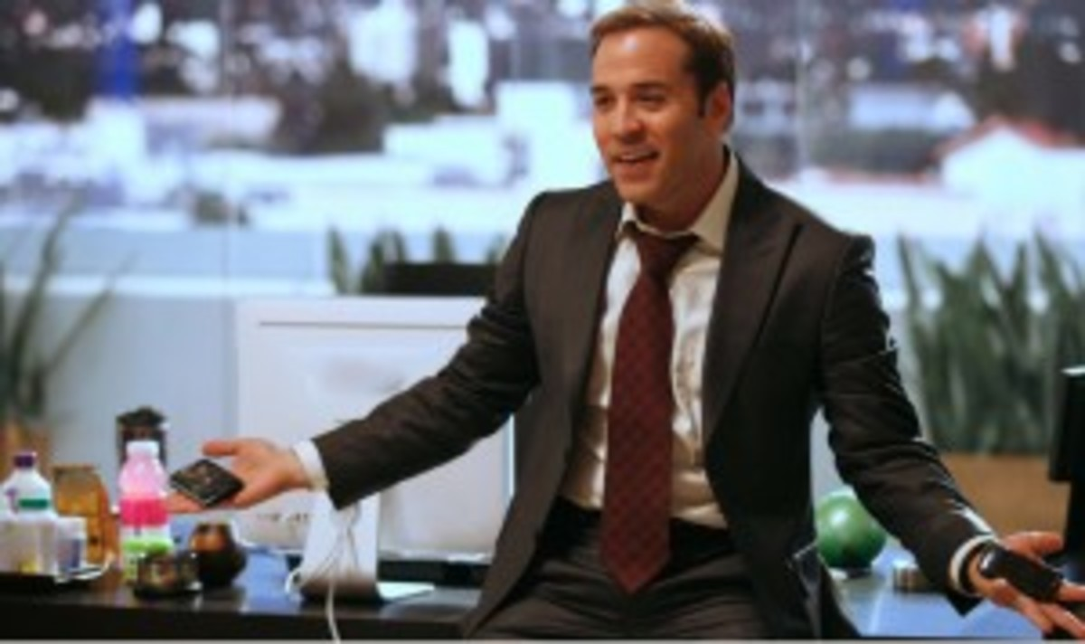 Jeremy Piven of 'Entourage'
