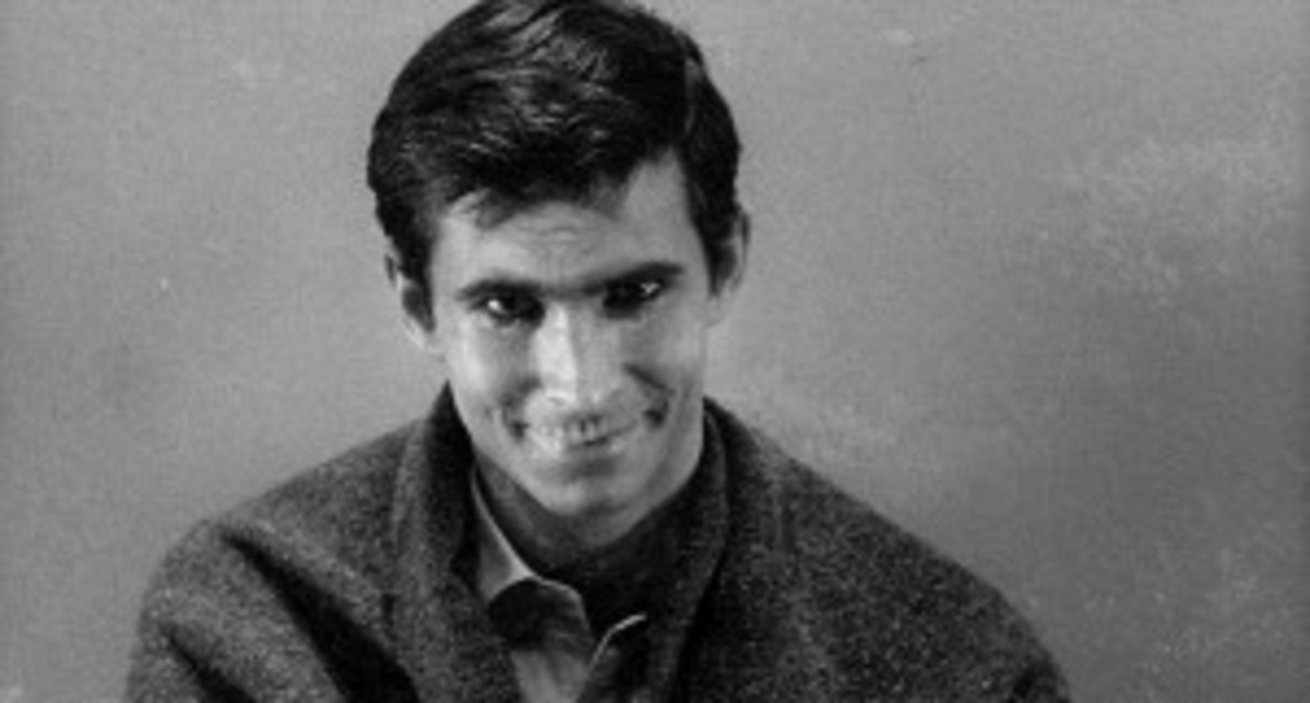 Norman Bates shifts from a love interest to protagonist in 1960's Psycho.