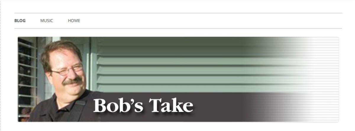 bob's take