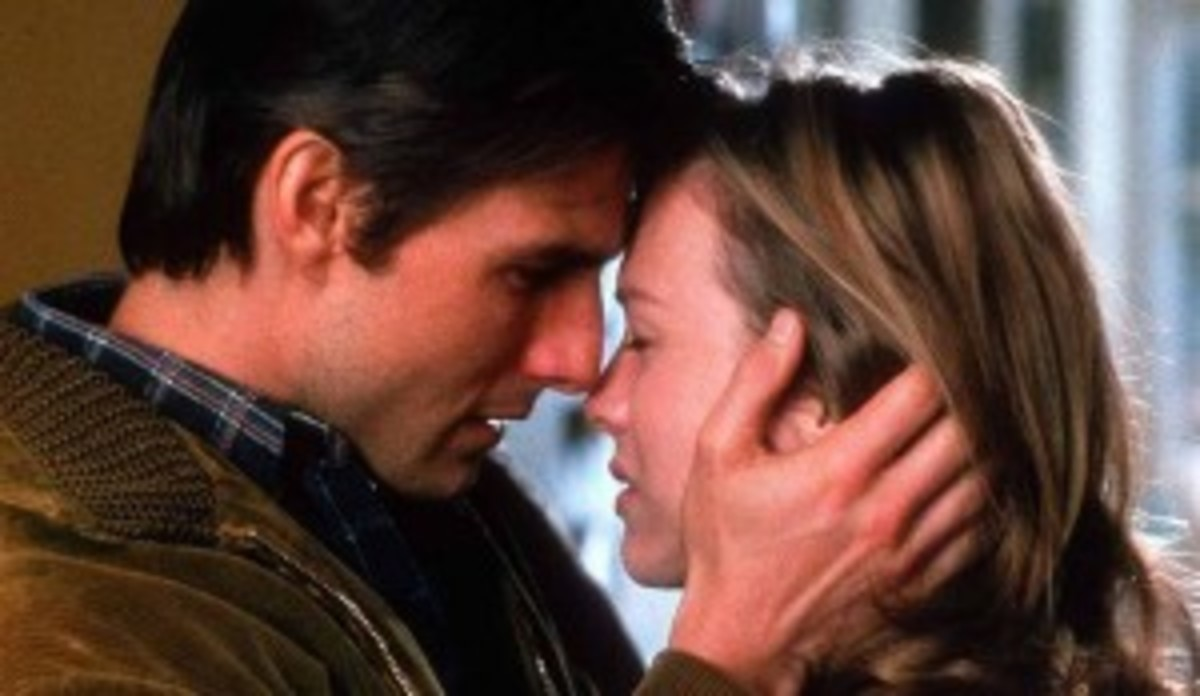 Dorothy Boyd is not just another pretty face in Jerry MaGuire. She completes the protagonist.