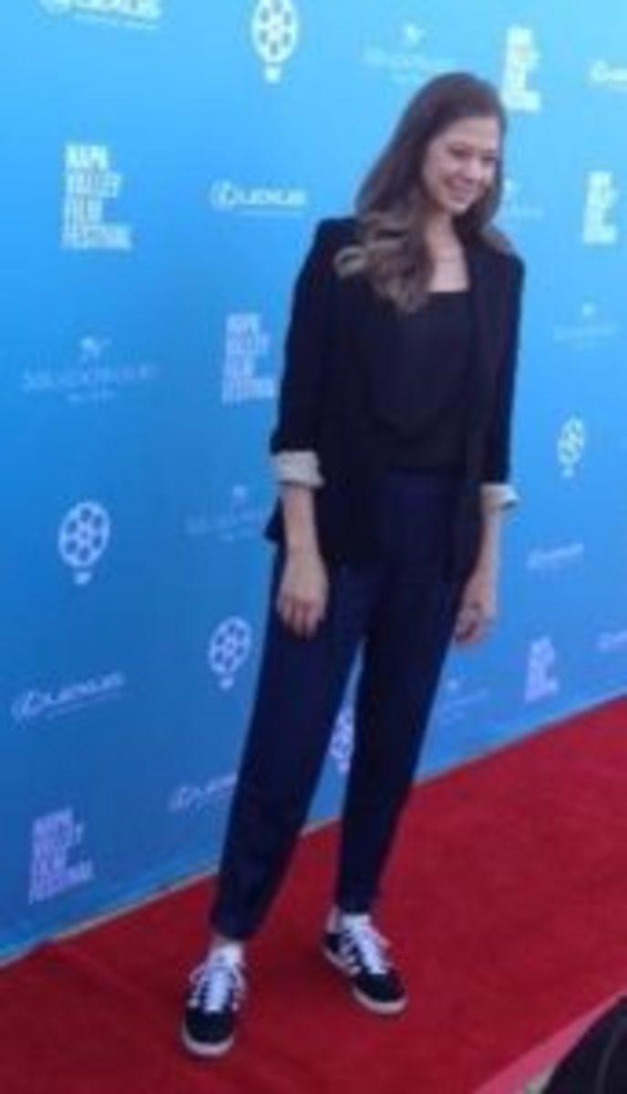 Analeigh Tipton Napa Film Fest