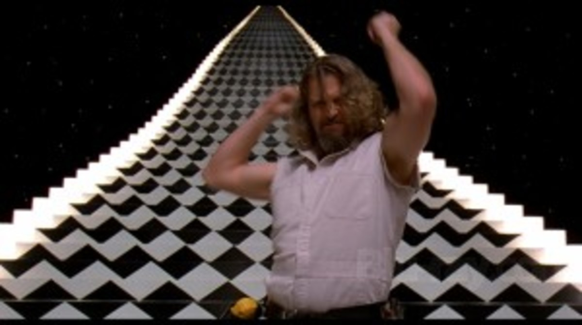 The Dude in The Big Lebowski