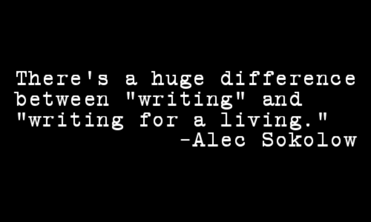 Alec Sokolow quote