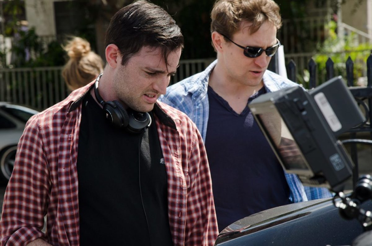 Director Evan Muehlbauer (left) and Producer Jesse Knapp (right)