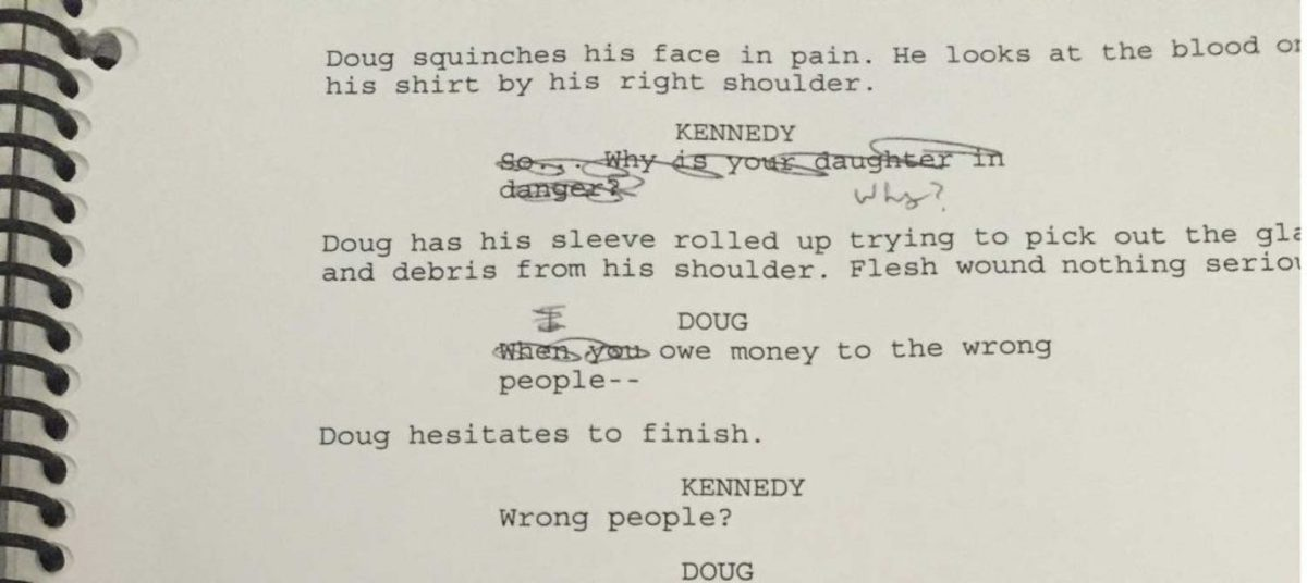 Hush Money Microbduget Screenwriting