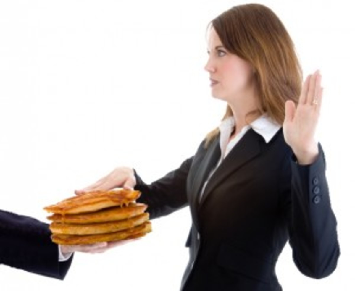 Swearing on a Stack of Pancakes