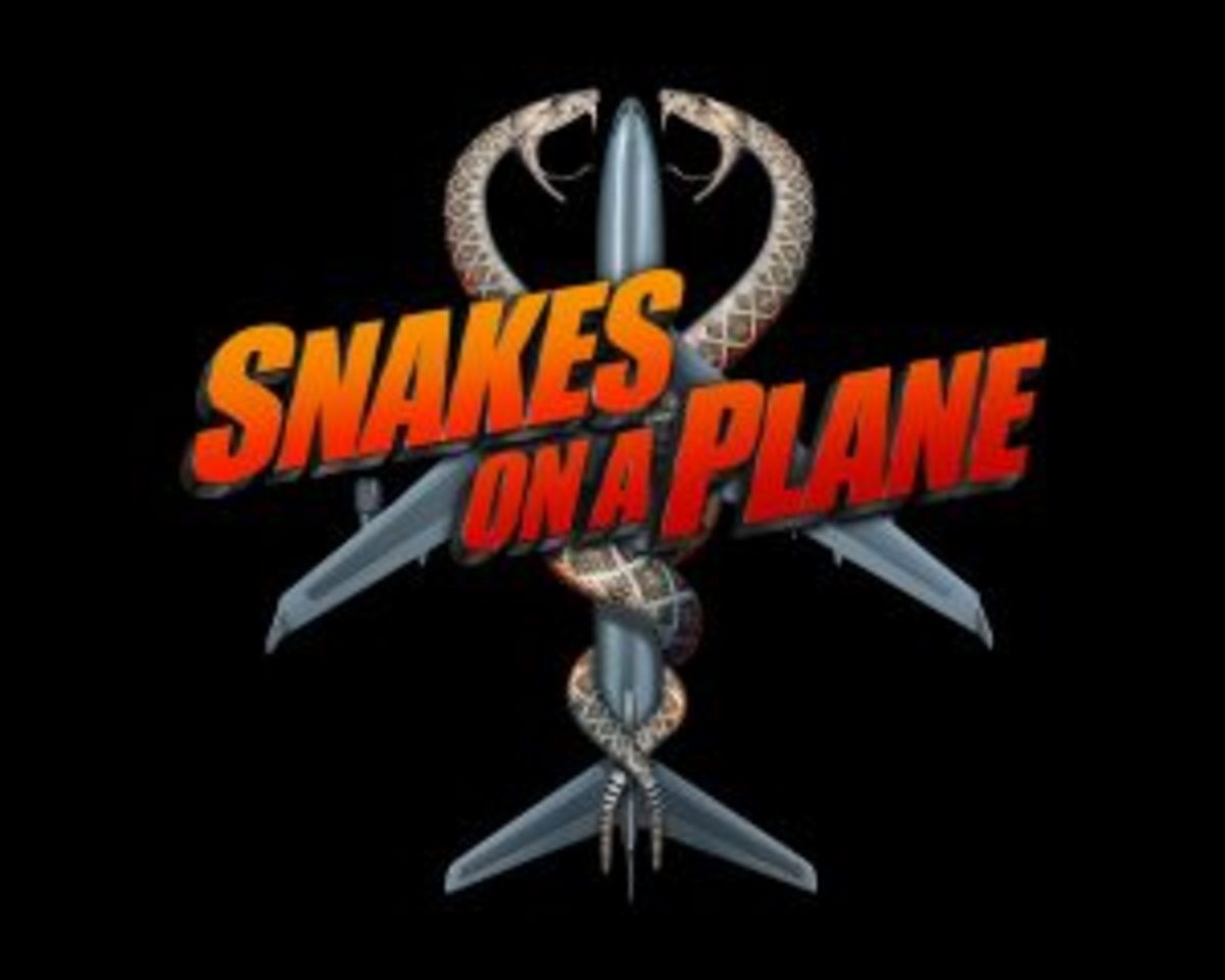 High Concept Snakes on a Plane