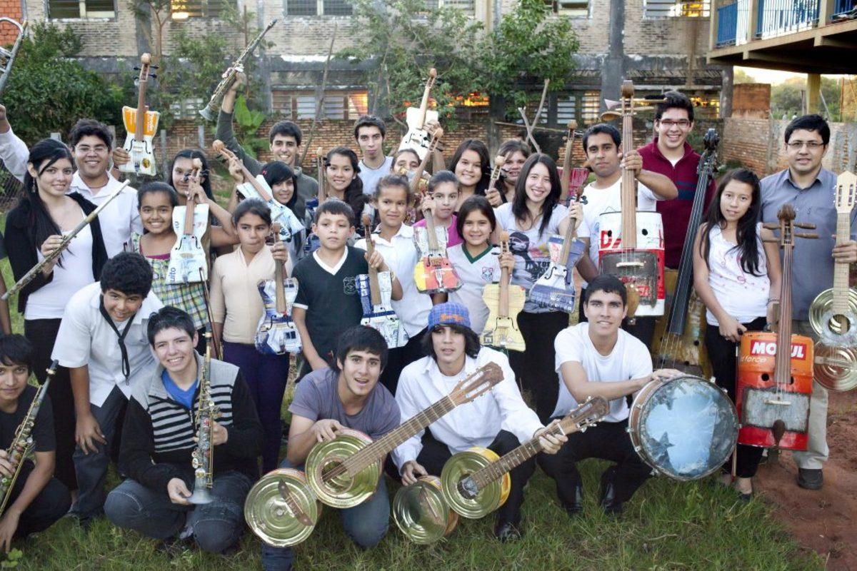 Miércoles 8 de mayo de 2013. Cateura, Paraguay
