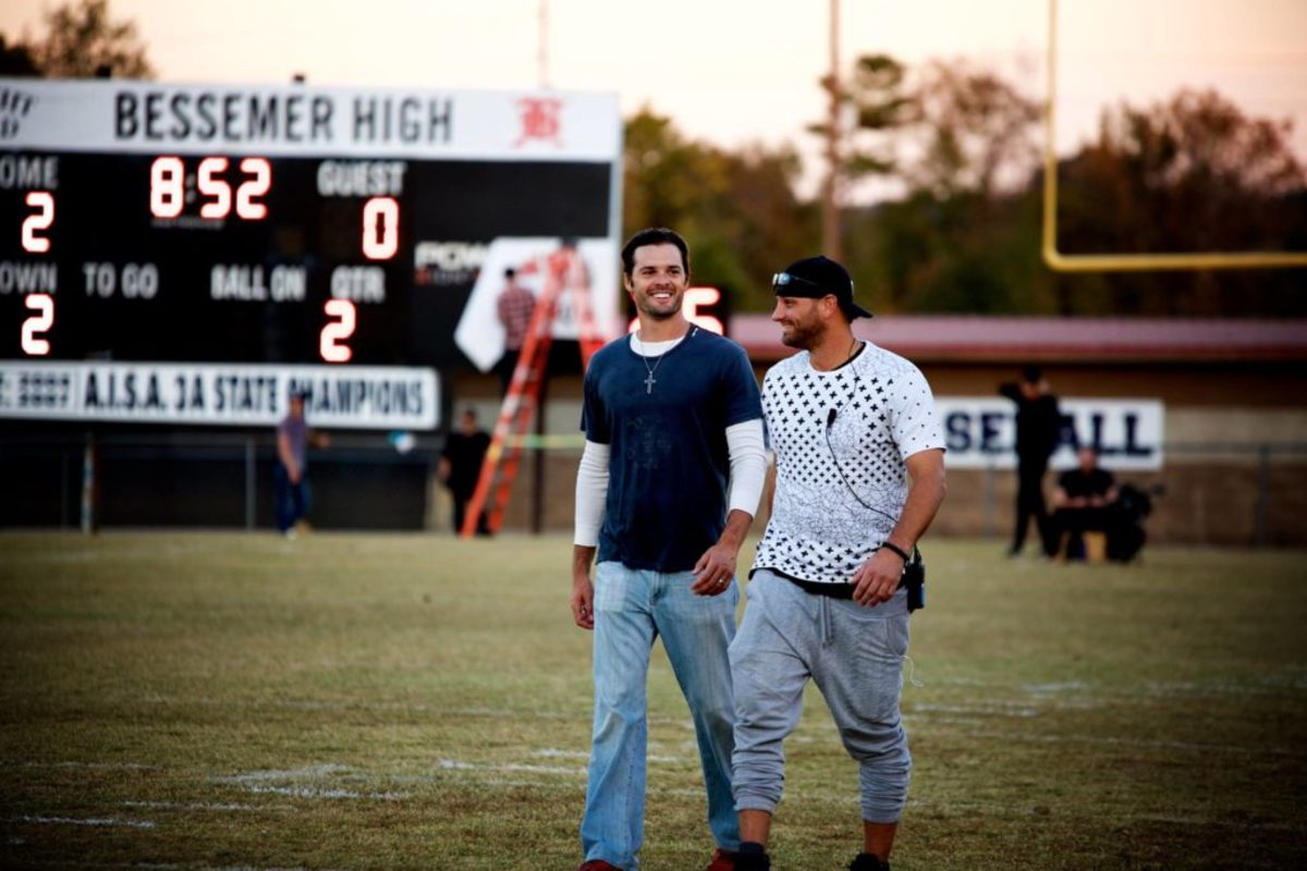 Director Chris Dowling and Producer Robbie Tebow