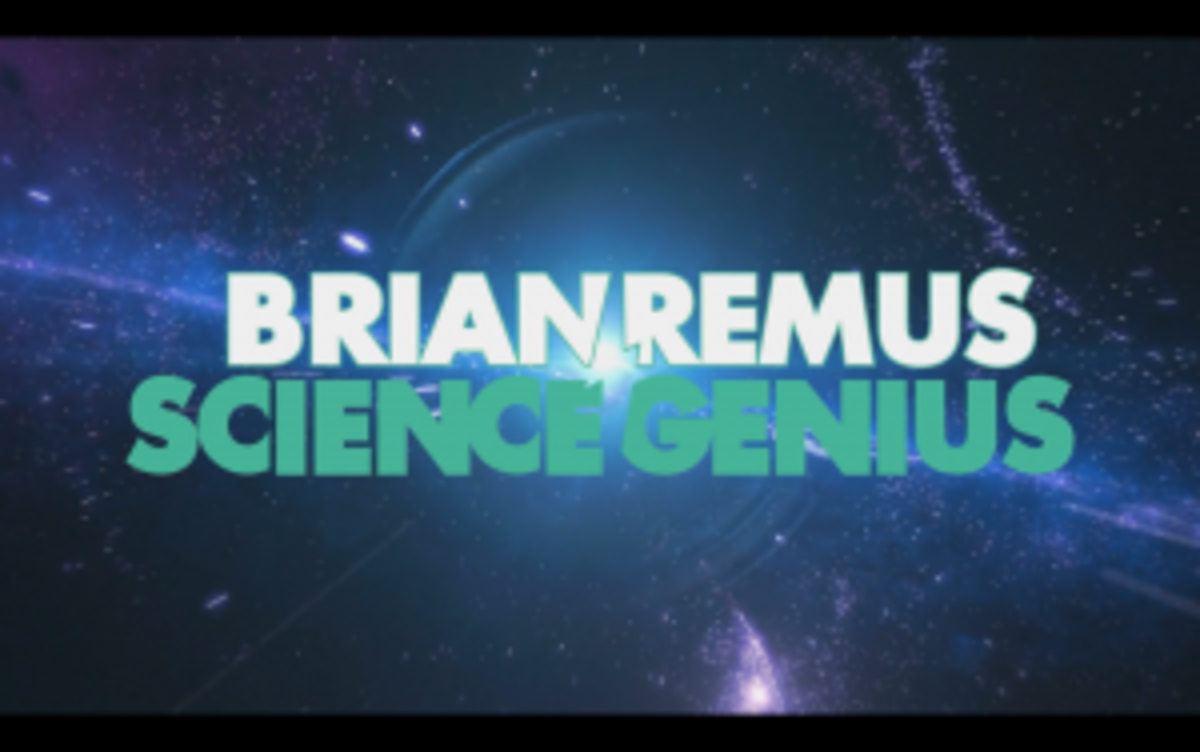 Brian Remus Science Genius logo