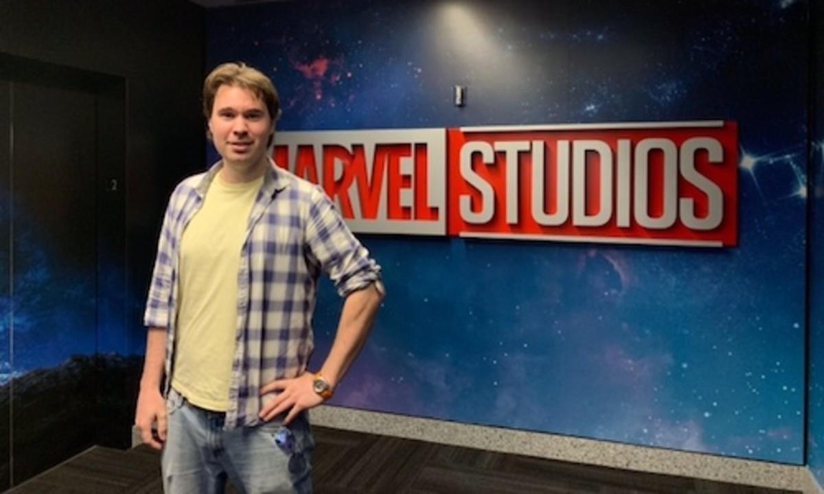 Sebastian Magiera at Marvel
