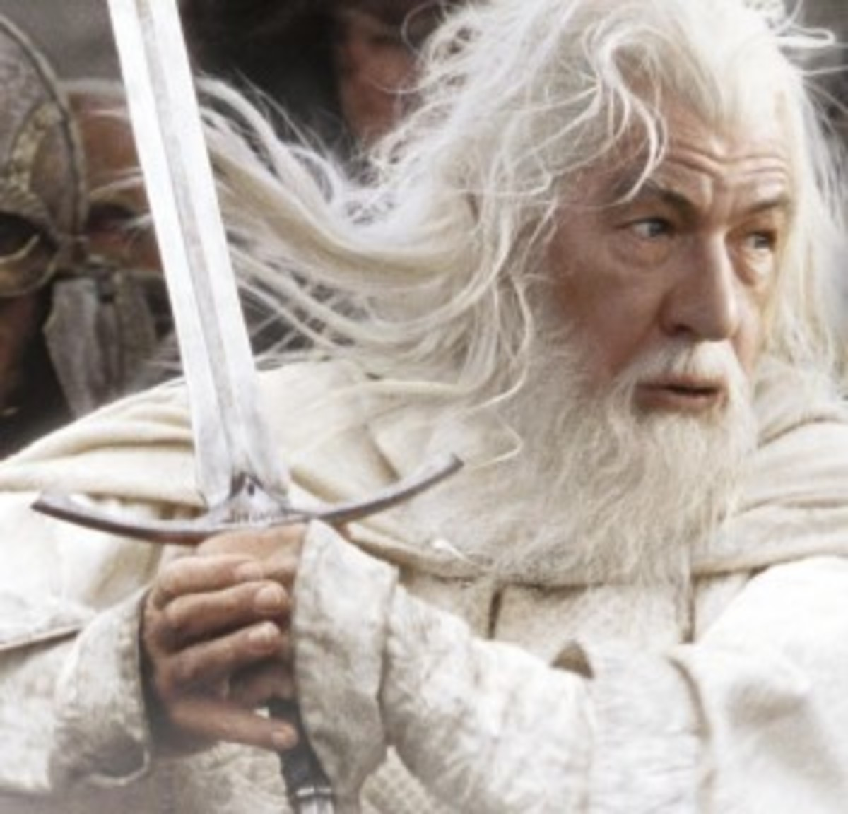 Gandalf teaches Frodo that all we have to decide is what to do with the time that is given to us in The Lord of the Rings: The Fellowship of the Ring.