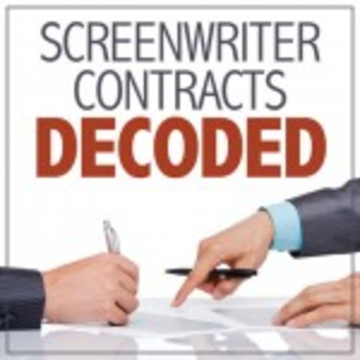 Screenwriter Contacts Decoded