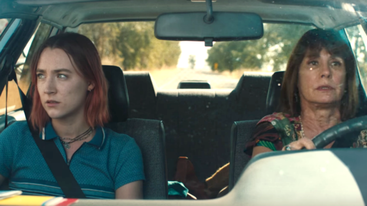 Greta Gerwig's solo directorial debut is a portrait of an artistically inclined young woman trying to define herself in the shadow of her mother and searching for an escape route.
