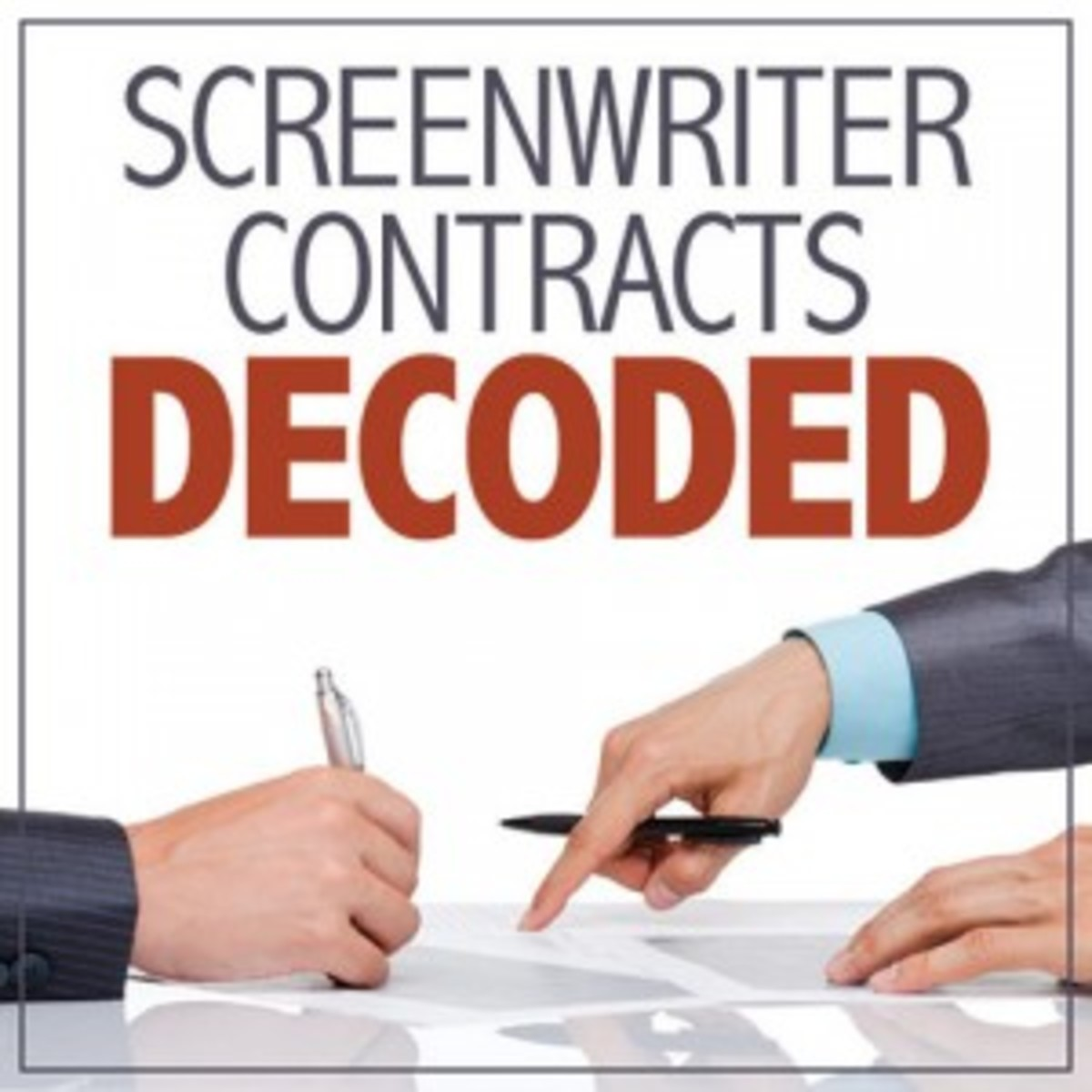 Screenwriter Contracts Decoded