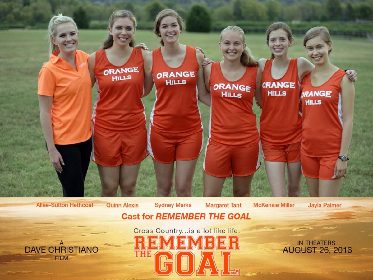 "CROSS ROAD: ""Remember The Goal"" for Faith-Based Films by Dan Goforth 