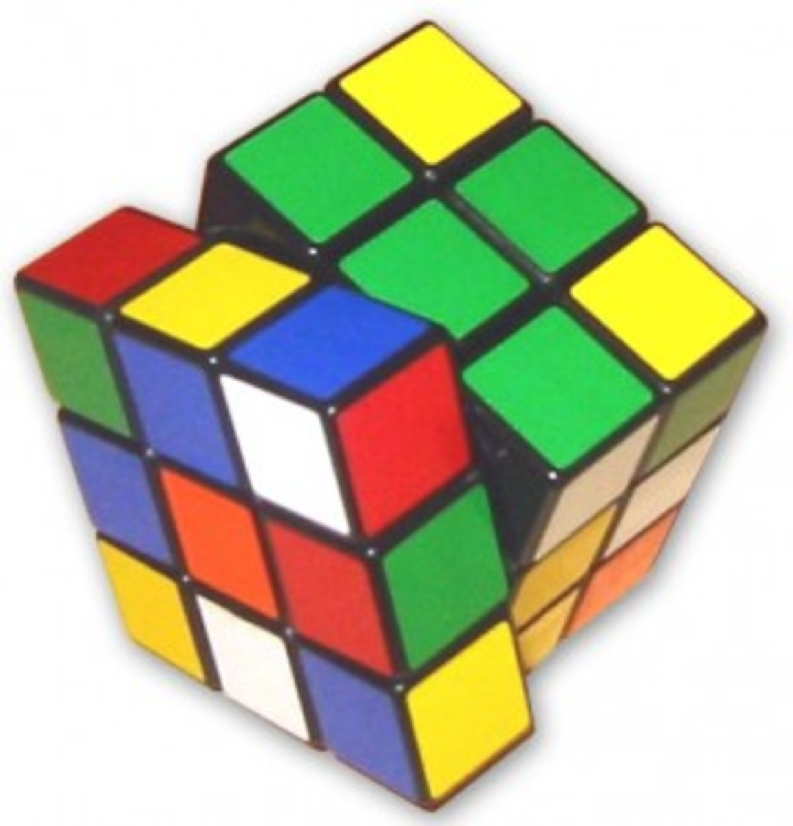 Rewrites - Spin the cube to see new possibilities.
