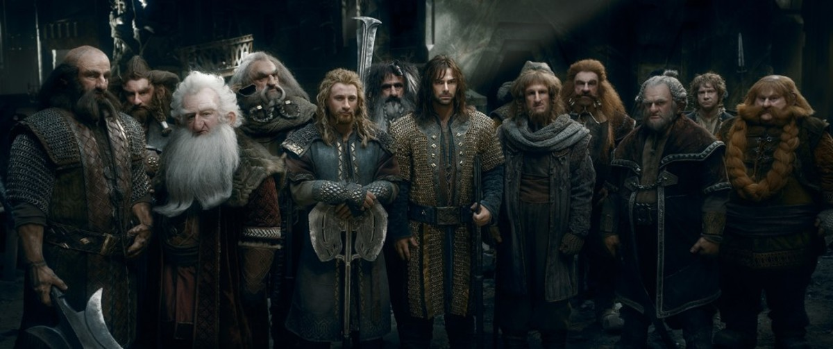 The Hobbit brings together a fellowship of reflection characters.