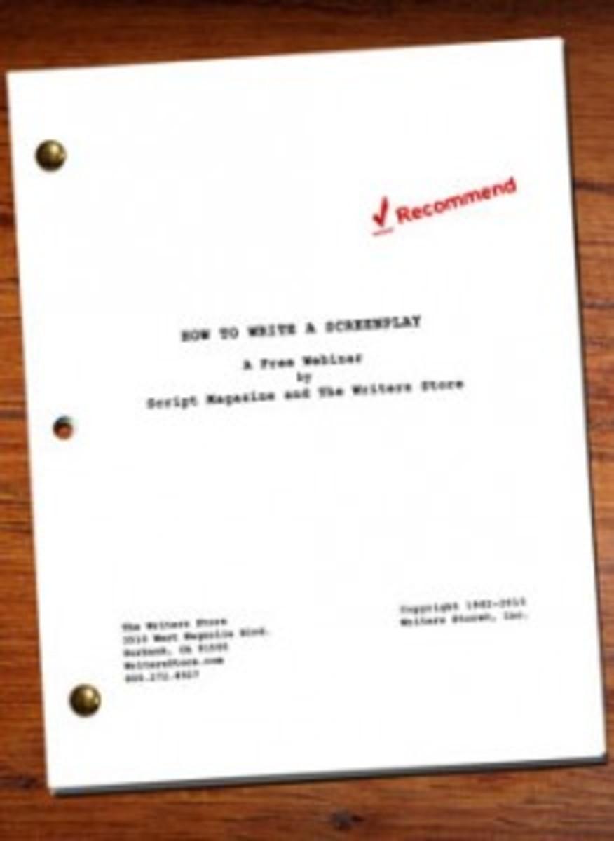 how-to-write-a-screenplay