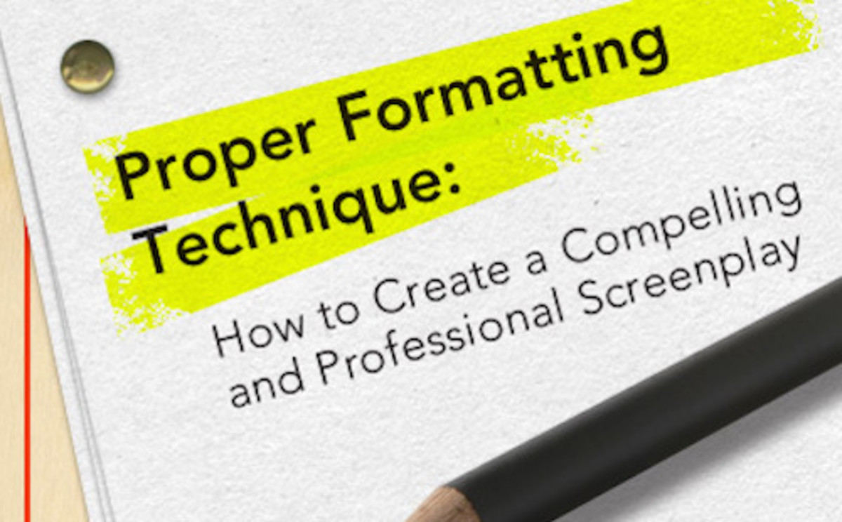 ASK DR. FORMAT: Is Formatting the Cause of Insanity in Screenwriters? by Dave Trottier   Script Magazine #scriptchat #screenwriting