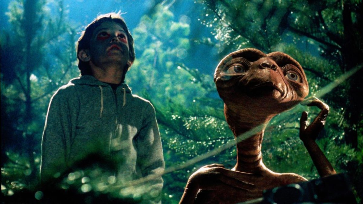 It's the 35th anniversary of an all-time great movies: E.T.: The Extra-terrestrial by Steven Spielberg. Go behind the scenes to see the journey of E.T.